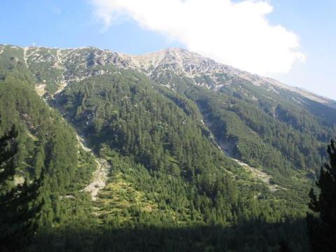 Montañas Ródope
