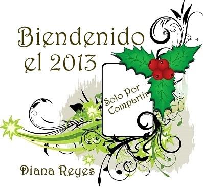 Bienvenido el 2013